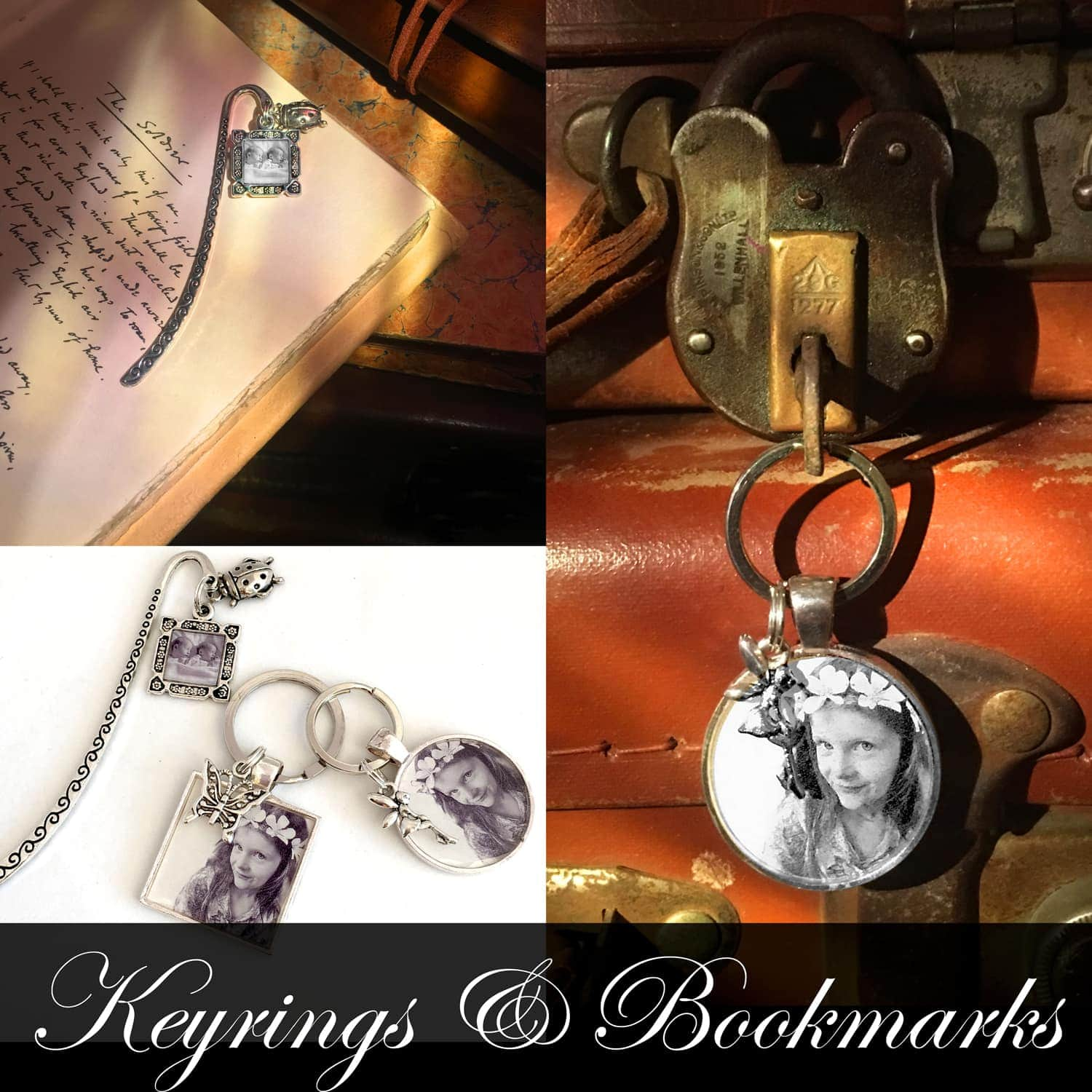 Keyrings and Bookmarks